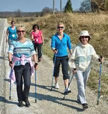 walking poles